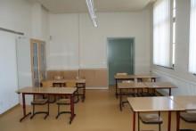 Der Gruppenraum für den Religions- oder Ethikunterricht.