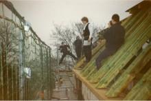 Richtfest 1994