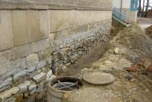 Einige neuere Bauimpressionen unserer Schule aus dem Sommer:
