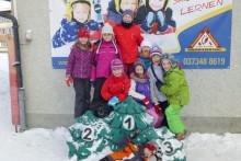 Hurra- Skilaufen lernen